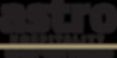 Astro Logo_Black_HOSPITALITY_Superior Gu