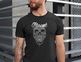 heathered-t-shirt-mockup-featuring-a-man
