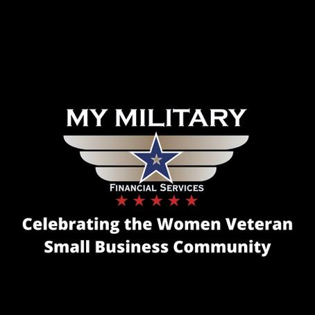 Celebrating the Women Veteran Small Business Community