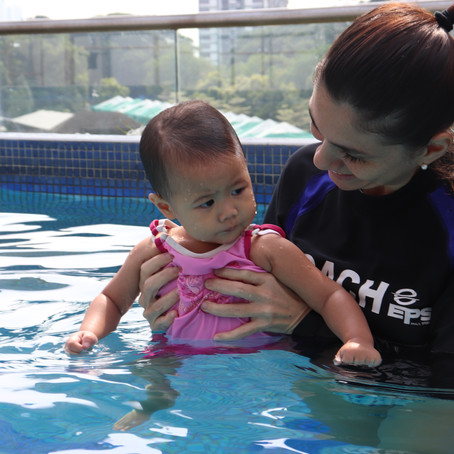 Swimming with Your Baby