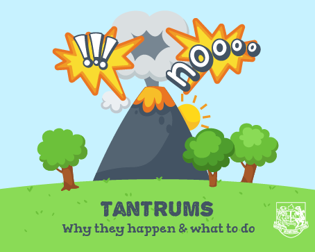 Toddler Tantrums: How To Cope With Big Emotions