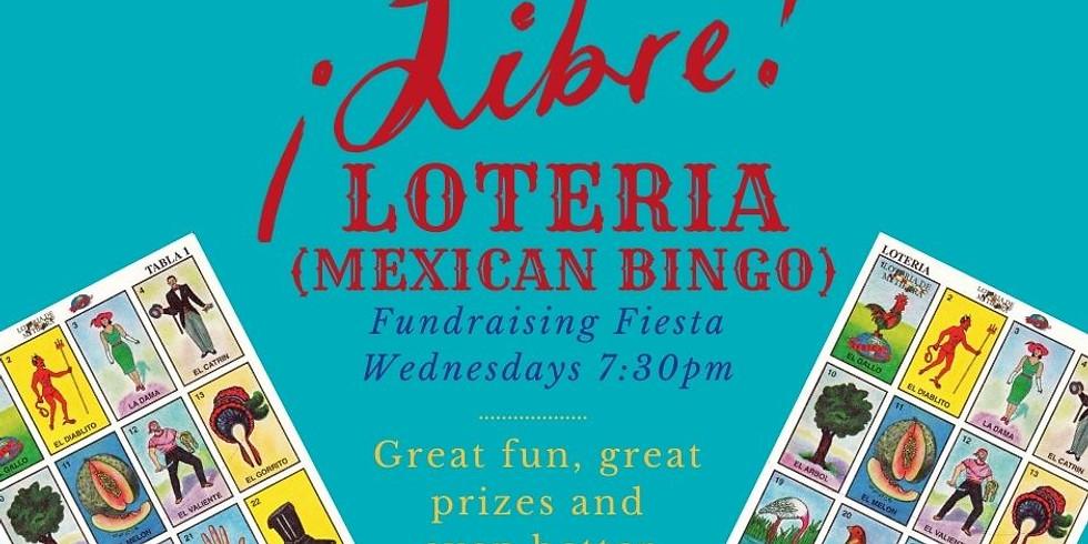 ¡Libre Lotería!  Special Olympics Round 1