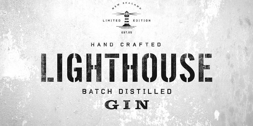Tasty Tuesday - Lighthouse Gin Tasting