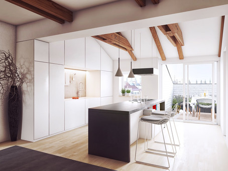 Light & Bright Kitchens Are In - How To Make the Heart of Your Home Come To Life