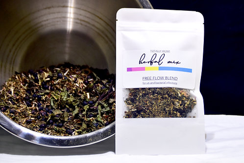 Herbal Mix : FREE FLOW BLEND