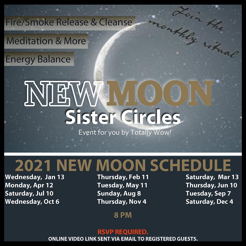 Sister Circle - April 2021
