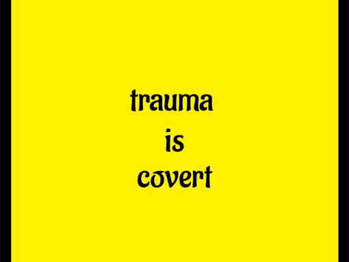 Recognizing Trauma