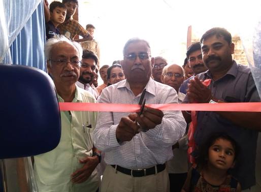 Eyecare for the people of Takarkheda Sambhu