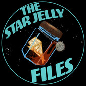 The Star Jelly Files Podcast Season One Logo