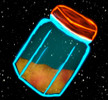 The Star Jelly Files Patreon Orange Jelly Tier Icon