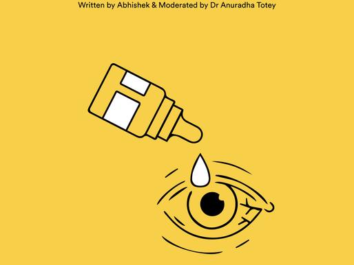 Eye care tips for dry eye