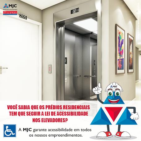 Confira tudo sobre a Lei de acessibilidade para elevadores.