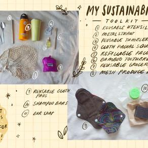 My Sustainability Tool Kit 🌱