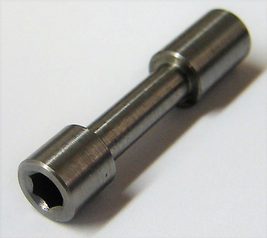 Hex Broached Truss Nut