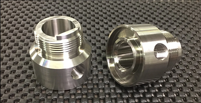 Cryogenic Fitting in 304 Stainless Steel