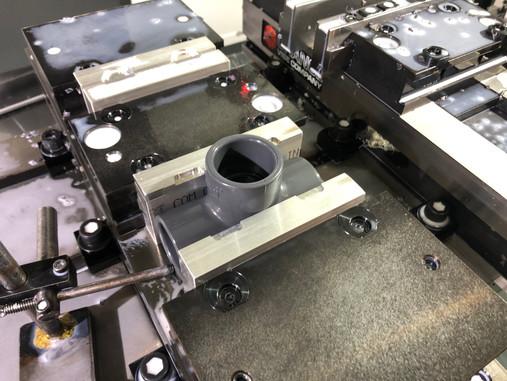 Modifying PVC Fittings
