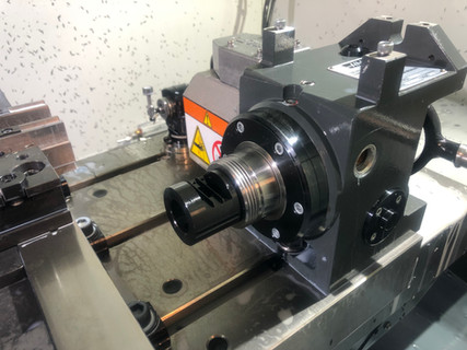 Fourth Axis Work