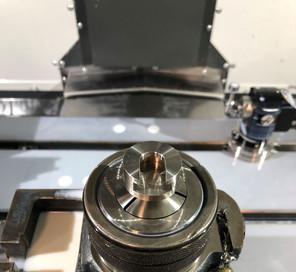 Adding a T-Slot Pocket to a 304 SS Stem Socket