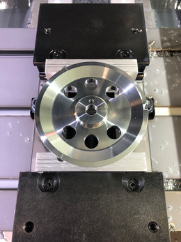 Milling Timing Marks and Pulley Details