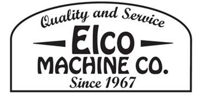 Elco Machine Company, your precision component solution