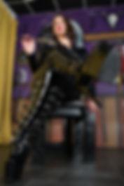 Mistress Raven South Yorkshire Dominatrix