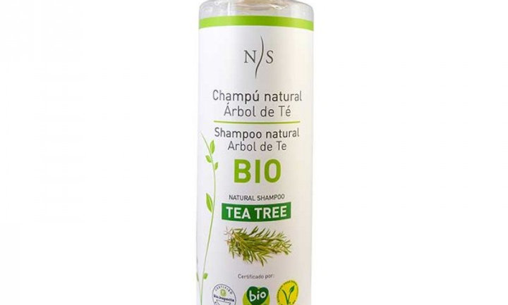 Tea Tree Natural Shampoo BIO 250ml.