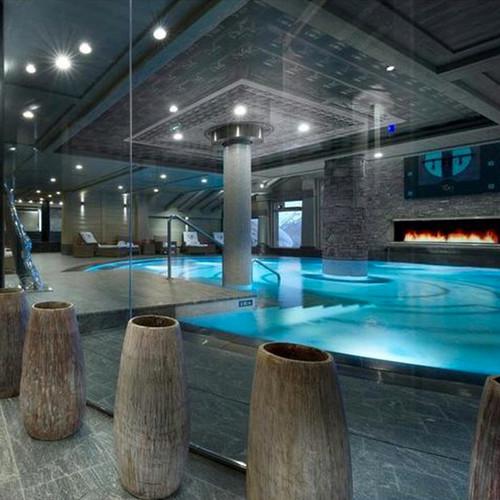Hotel Le K2 - Palace - Courchevel