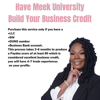 Build Business Credit Profile