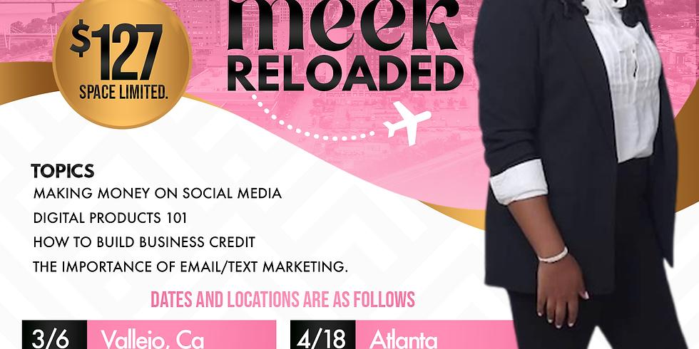 Trap With Meek Reloaded - Atlanta