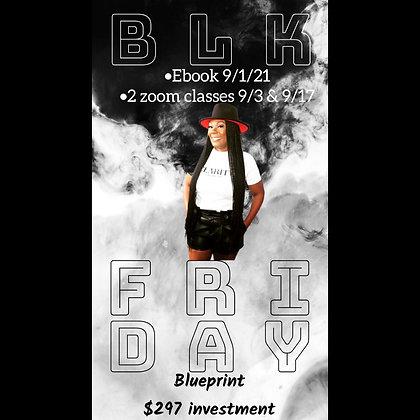 Black Friday Blueprint Ebook/2 classes