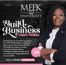 Build Business Credit Profile
