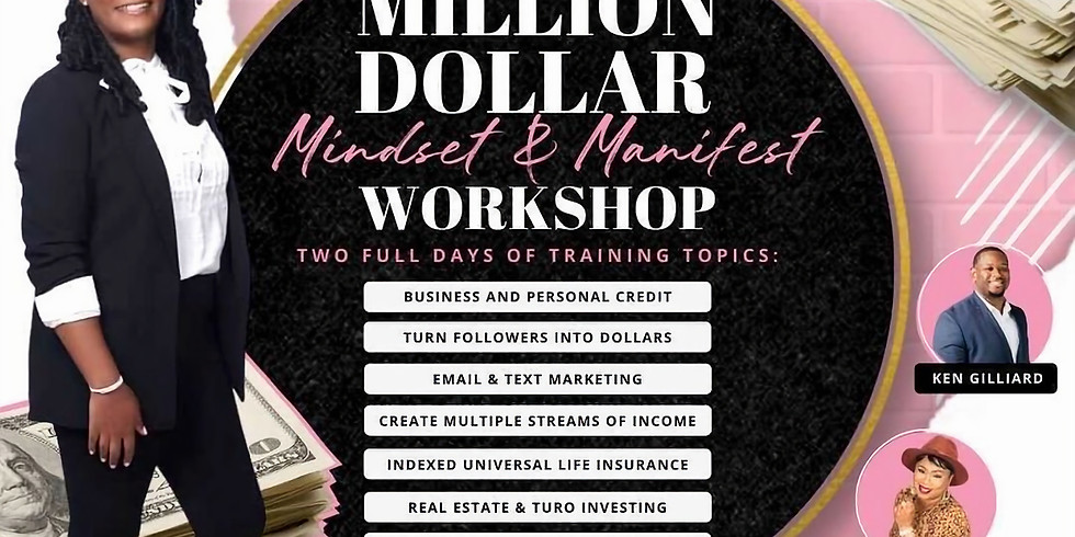 Million Dollar Manifestation Workshop
