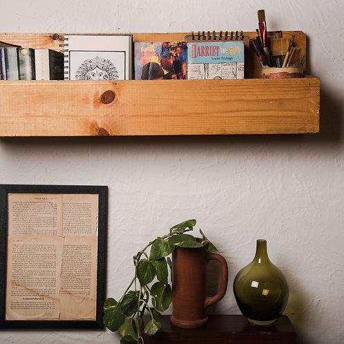 Vintage Organising Shelf