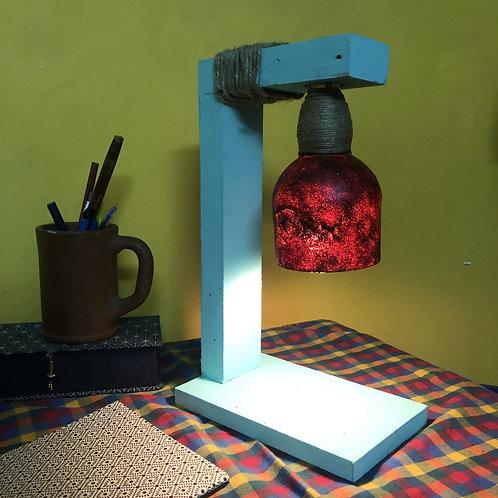 Blue Hue Lamp