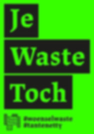 JeWasteToch_Poster-Roos de Bruijn.jpg