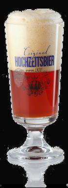Brauerstutzen Hochzeitsbier 0,33 L