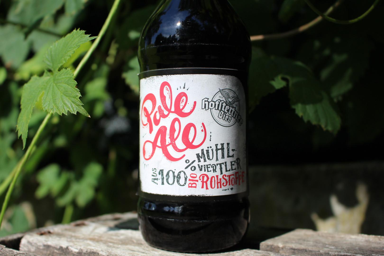 Pale Ale Bauchetikett