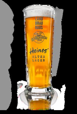 Trapez Pokal Heines 0,33 L