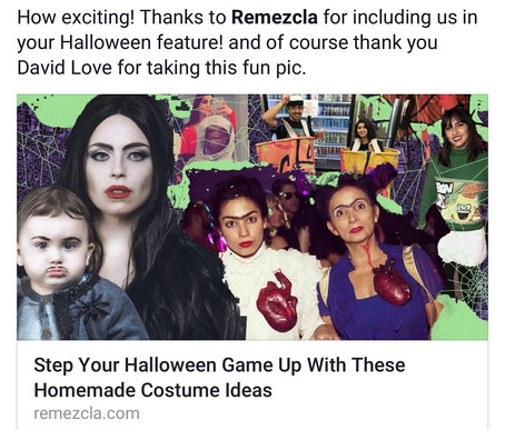 Jessica Reyes And Sebastian Featured On Remezcla Magazine