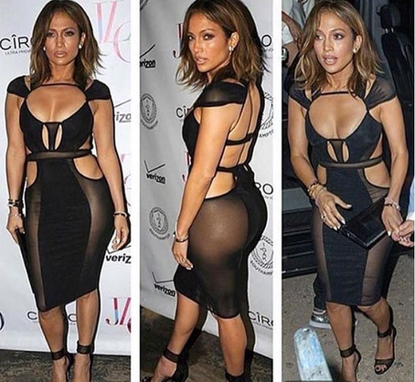Jlo Looked AMAZING On Her 46th Birthday