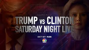 Trump vs Clinton SNL Debate [VIDEO]