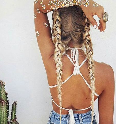 Summer 2016 Hair Trends- Peinados para el cabello ideales para el verano