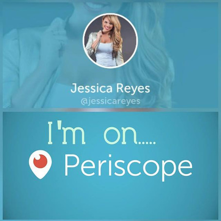 Your Own Reality Show aka Periscope..I'm On It!