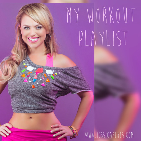 Workout Playlist For This Week Sounds Like This!