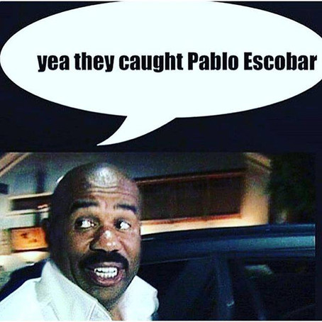 El Chapo Gets Caught..Somehow Steve Harvey Is In The Mix