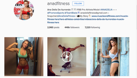 5 Instagram Peeps That Motivate Me To Stay Fit #MotivationMonday