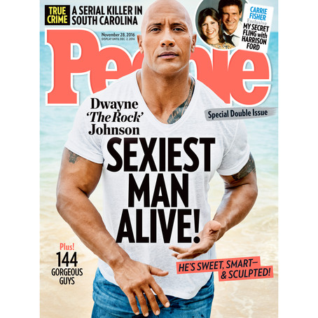 The Sexiest Man Alive