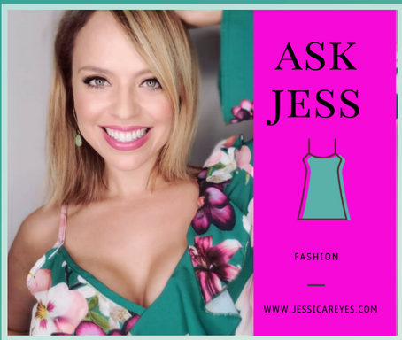 'Ask Jess' Where Did You Get That Dress From?