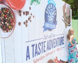 Grupo Mania Seven Seas Food Festival