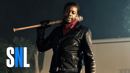 Dave Chapelle's The Walking Dead Skit